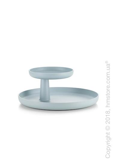 Поднос Vitra Rotary Tray, Ice Grey