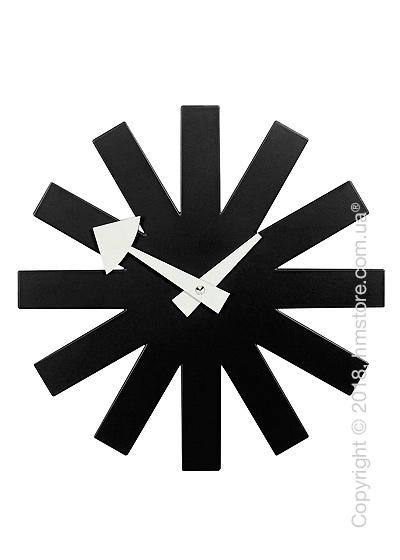 Часы настенные Vitra Asterisk Clock, Black