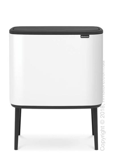 Ведро для мусора Brabantia Bo Touch Bin 36 л, White