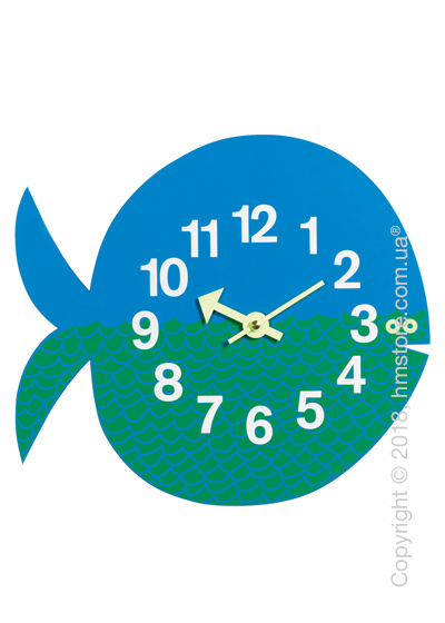 Часы настенные Vitra Fernando The Fish Clock
