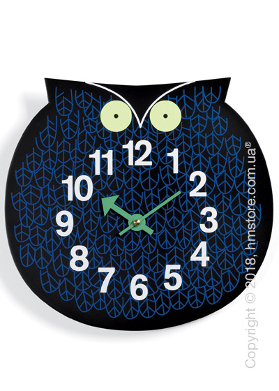 Часы настенные Vitra Omar The Owl Clock