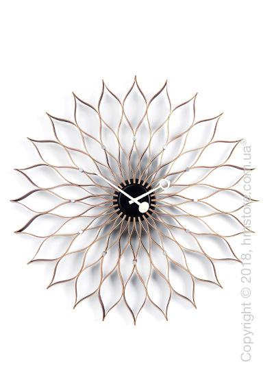 Часы настенные Vitra Sunflower Clock, Birch