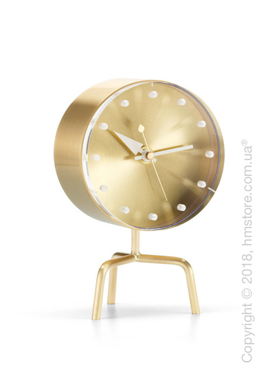 Часы настольные Vitra Tripod Clock