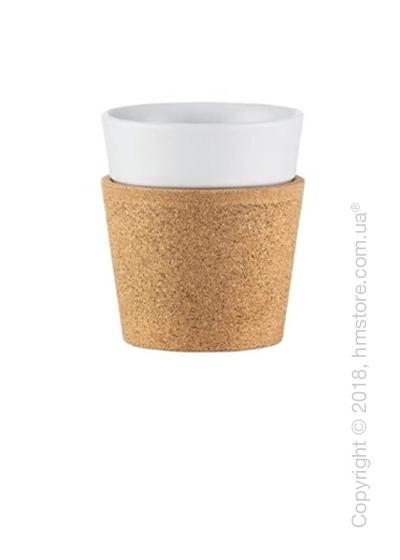 Набор стаканов Bodum Bistro with Cork Sleeve 170 мл, на 2 персоны