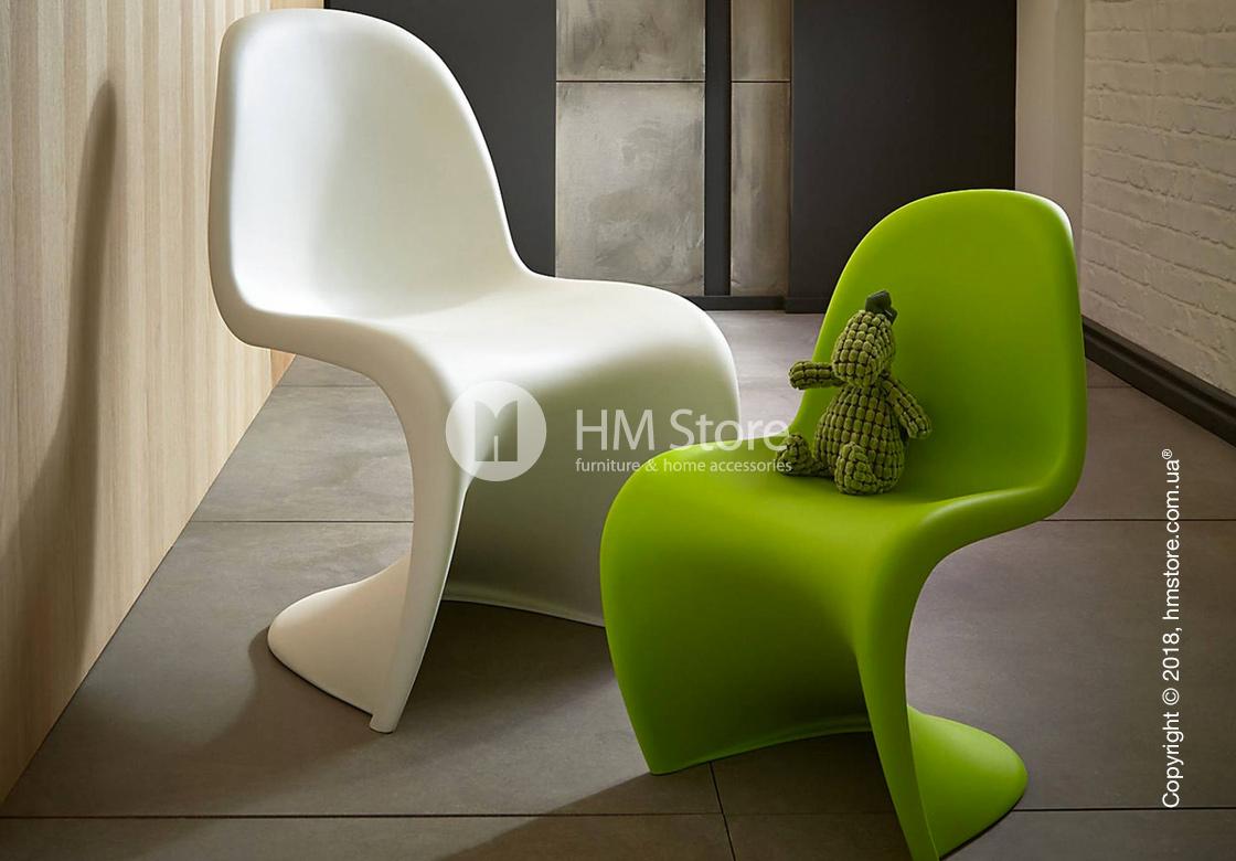 Стул детский Vitra Panton Junior Chair, White