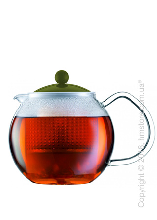 Чайник заварочный Bodum Assam 0,5 л, Light Green