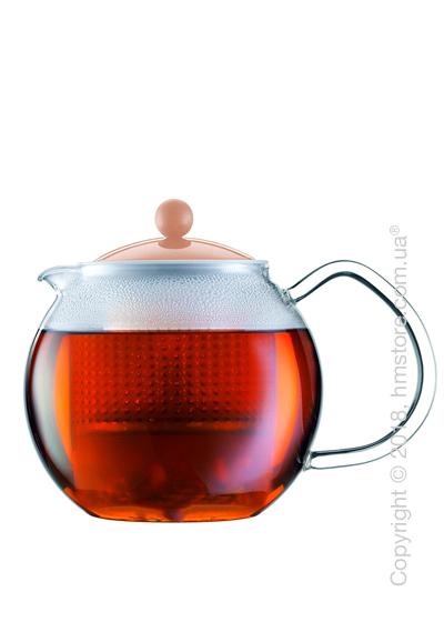 Чайник заварочный Bodum Assam 1 л, Creme