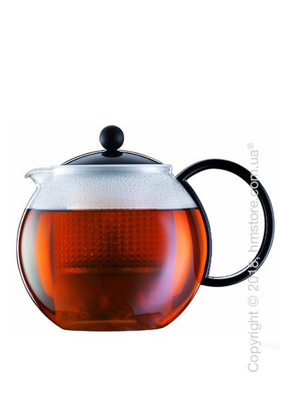 Чайник заварочный Bodum Assam 1 л, Black