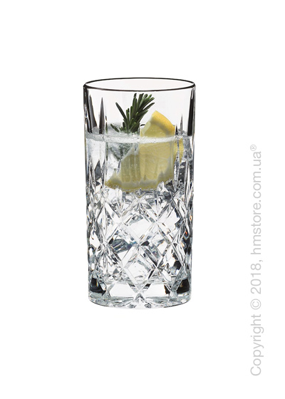 Набор стаканов для коктейлей Riedel Sprey Longdrink 375 мл на 2 персоны