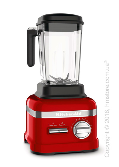 Блендер стационарный KitchenAid Artisan Power Plus, Candy Apple Red