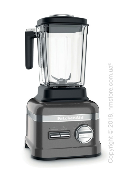 Блендер стационарный KitchenAid Artisan Power Plus, Medallion Silver