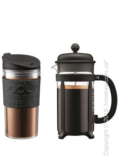Кофейный набор Bodum Java, Black