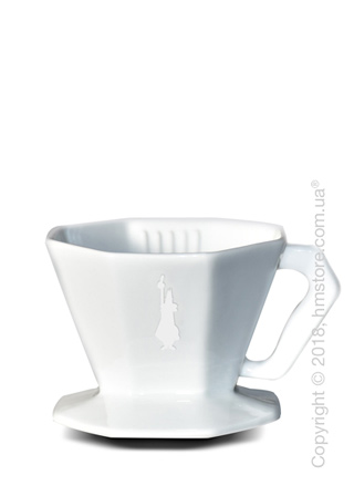 Пуровер Bialetti Pour Over на 2 чашки, White