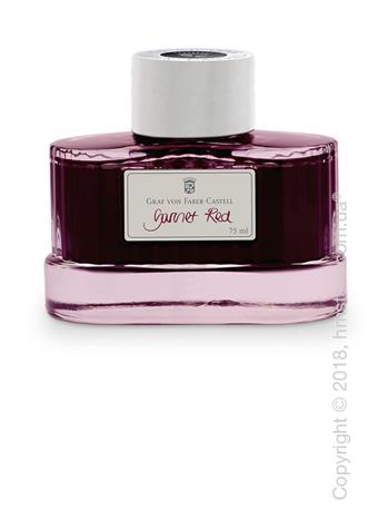 Чернила Graf von Faber-Castell для перьевых ручек, Garnet Red