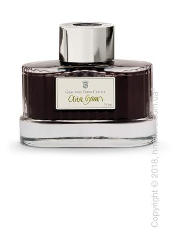 Чернила Graf von Faber-Castell для перьевых ручек, Olive Green