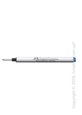 Сменный стержень Faber-Castell Magnum для ручки роллер серии Intuition, толщина F, Синего цвета