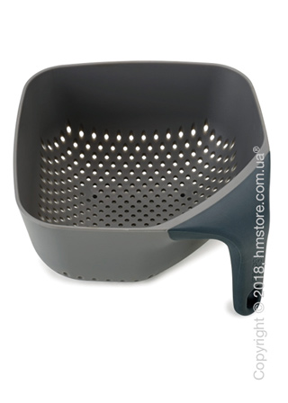 Дуршлаг Joseph Joseph Medium Square Colander, Grey