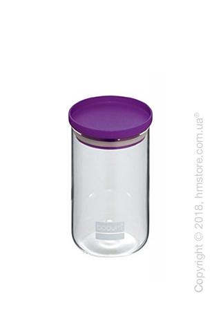 Емкость для сыпучих продуктов Bodum Yohki 250 мл, Purple