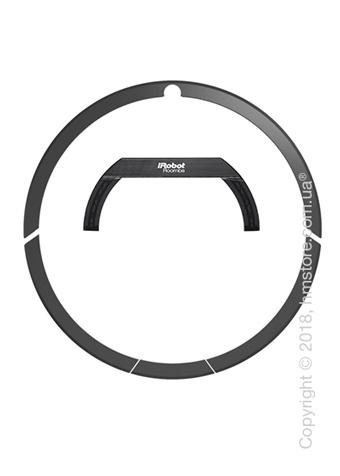 Декоративные накладки и ручка для iRobot Roomba 865, 866, 875 и 876, Dark Grey