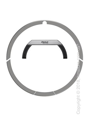 Декоративные накладки и ручка для iRobot Roomba 870, 871, 880 и 886, Grey