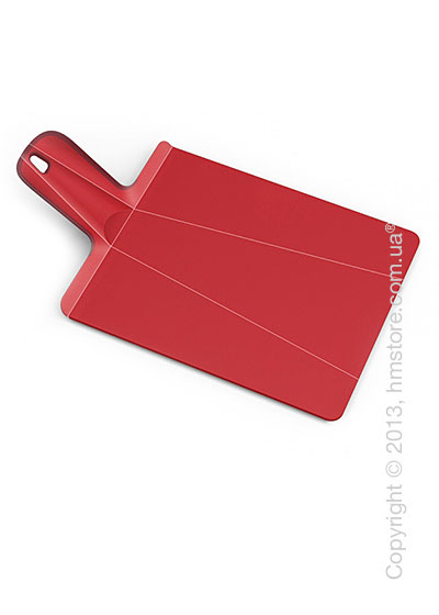 Разделочная доска Joseph Joseph Chop2Pot Plus, Красная