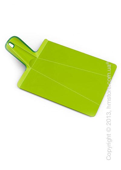Разделочная доска Joseph Joseph Chop2Pot Plus, Зеленая