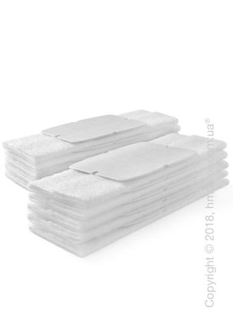 Комплект из 10-ти одноразовых салфеток для сухой уборки для iRobot Braava Jet 240