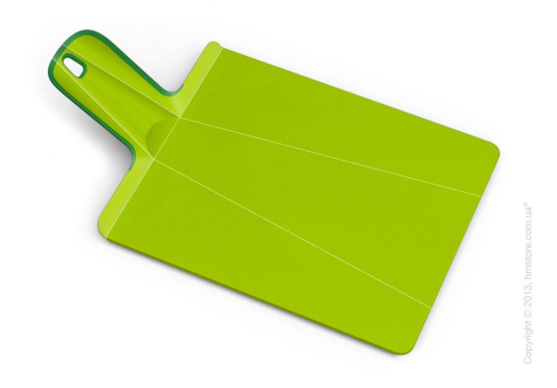 Разделочная доска Joseph Joseph Chop2Pot Plus Large, Зеленая