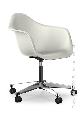 Кресло Vitra Eames Plastic Armchair PACC, White