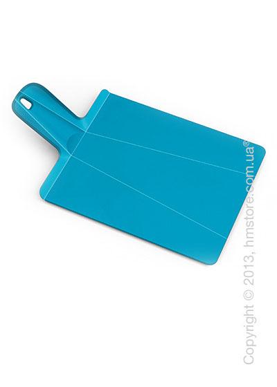 Разделочная доска Joseph Joseph Chop2Pot Plus Large, Синяя