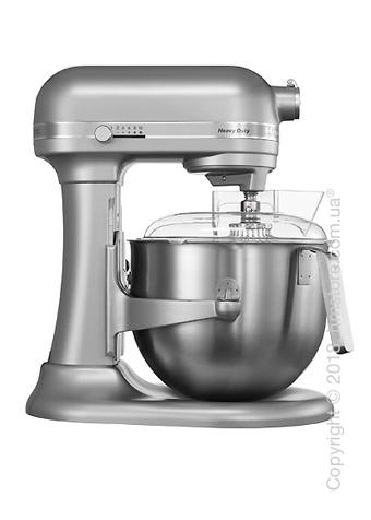 Планетарный миксер KitchenAid Heavy Duty Bowl-Lift Stand Mixer XL 6.9 л, Silver Metallic
