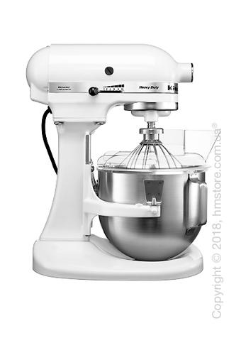Планетарный миксер KitchenAid Heavy Duty Bowl-Lift Stand Mixer 4.8 л, White