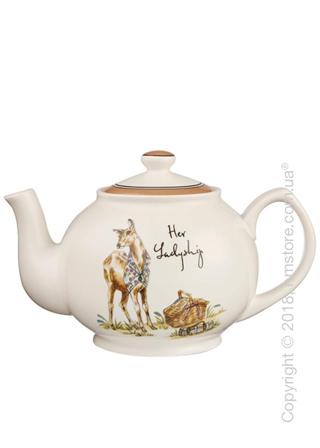 Чайник заварочный Churchill Country Pursuits Her Ladyship Teapot 850 мл