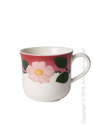 Чашка Villeroy & Boch коллекция Rose Sauvage Framboise 270 мл