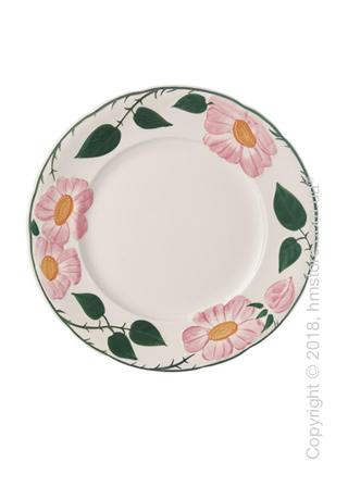 Тарелка столовая мелкая Villeroy & Boch коллекция Rose Sauvage Heritage, 26 см