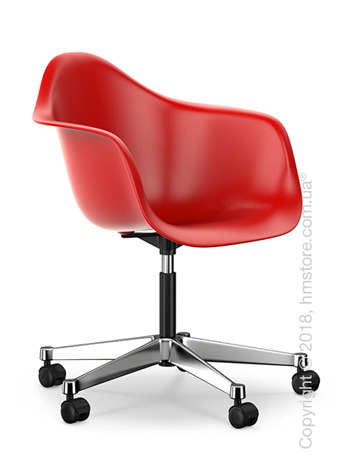 Кресло Vitra Eames Plastic Armchair PACC, Classic Red