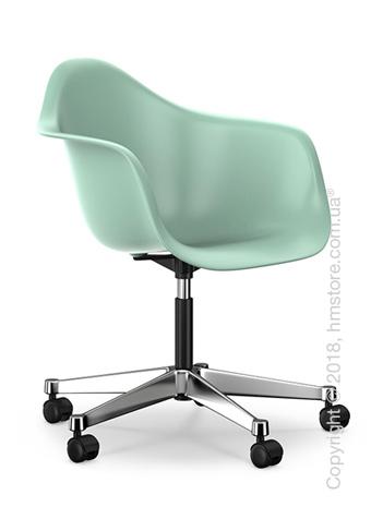 Кресло Vitra Eames Plastic Armchair PACC, Ice Grey