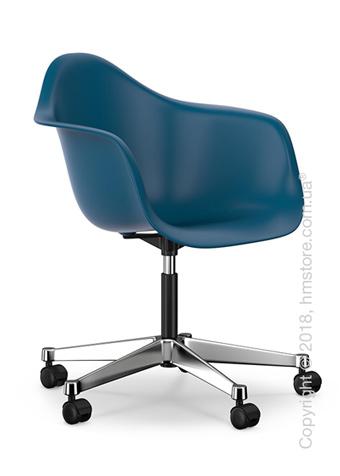 Кресло Vitra Eames Plastic Armchair PACC, Navy Blue