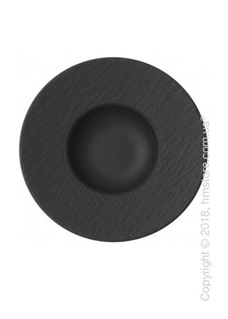Тарелка для пасты Villeroy & Boch коллекция Manufacture Rock, 29 см