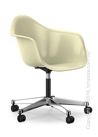 Кресло Vitra Eames Plastic Armchair PACC, Cream