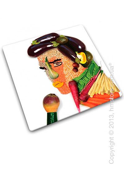 Разделочная доска стеклянная Joseph Joseph Full Range Icons, Элвис