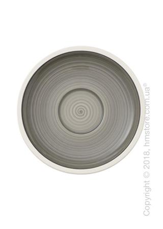 Блюдце Villeroy & Boch коллекция Manufacture 16 см, Grey