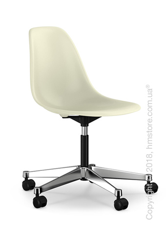 Кресло Vitra Eames Plastic Side Chair PSCC, Cream