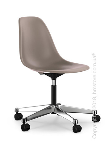 Кресло Vitra Eames Plastic Side Chair PSCC, Mauve Grey