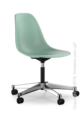 Кресло Vitra Eames Plastic Side Chair PSCC, Ice Grey