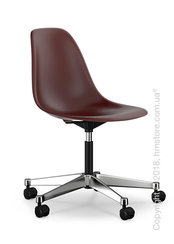 Кресло Vitra Eames Plastic Side Chair PSCC, Oxide Red