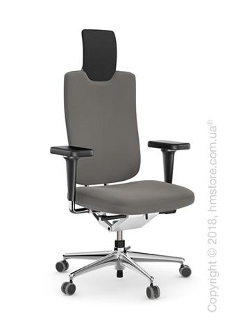 Кресло Vitra Headline Office swivel chair, Skin Light Grey