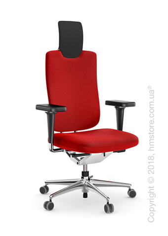 Кресло Vitra Headline Office swivel chair, Skin Red