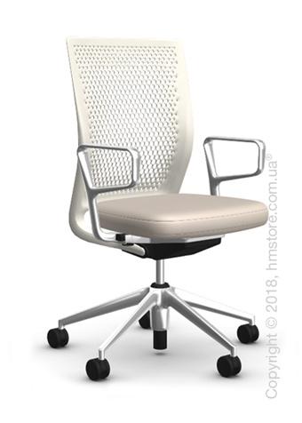 Кресло Vitra ID Air Soft Light, Plano Parchment Cream White