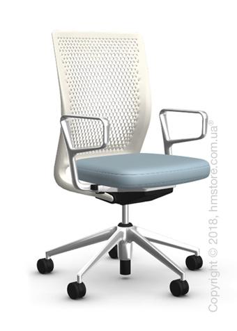 Кресло Vitra ID Air Soft Light, Plano Light Grey Ice Blue